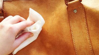 تصویر از از بین بردن خراش روی چرم، فلز، چوب، پلاستیک و شیشه