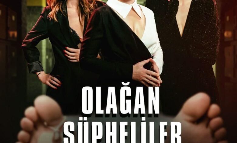 دانلود سریال اینترنتی Olagan Supheliler ( مظنونین همیشگی ) با زیرنویس فارسی چسبیده