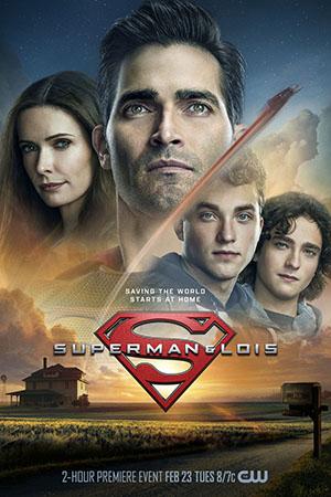 دانلود سریال Superman and Lois 2021 سوپرمن و لوئیس ❤️ با زیرنویس فارسی