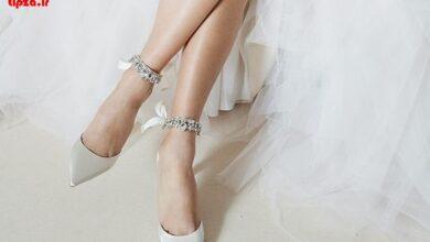 تصویر از 26 مدل جدید کفش عروس زیبا و جذاب | استایل مجلسی