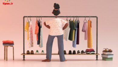 تصویر از انتخاب لباس مناسب برای سفر که در آن احساس راحتی کنید