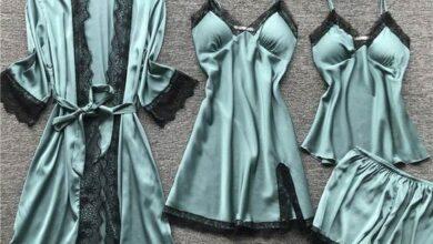 تصویر از انواع مدل های متنوع و جذاب لباس خواب زنانه | لباس خواب