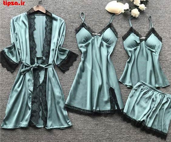 انواع مدل های متنوع و جذاب لباس خواب زنانه | لباس خواب