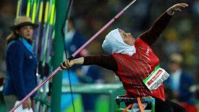 تصویر از پخش زنده پرتاب نیزه هاشمیه متقیان پارالمپیک توکیو 2020 [9 شهریور]