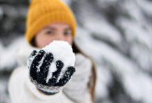 تصویر از 50 عکس پروفایل زمستان جدید