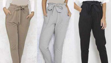 تصویر از 38 مدل جدید شلوار زنانه و دخترانه ۲۰۲۱ | بسیار شیک مجلسی و اسپرت