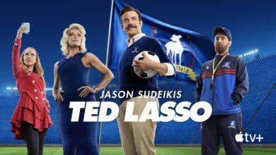 تصویر از زمان پخش فصل سوم تد لاسو (Ted Lasso) [+ تریلر و داستان]