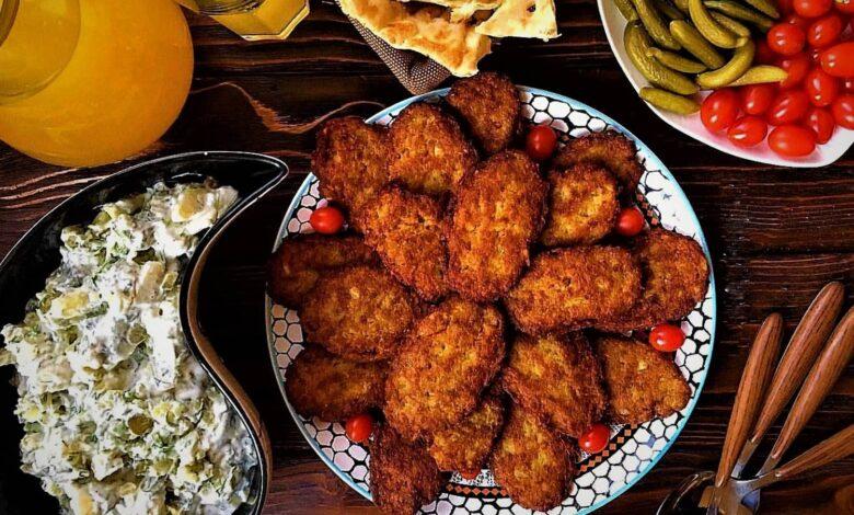 شامی کباب 🥘 طرز تهیه شامی کباب یا کتلت ترد و خوشمزه / نکات مهم شامی