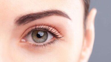 تصویر از این ویژگی چشم، بیانگر ضریب هوشی بالاست