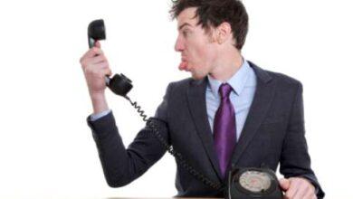 تصویر از آداب حرف زدن تلفنی | ۱۶ توصیه که چگونه پشت تلفن حرف بزنیم؟