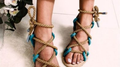 تصویر از جدیدترین مدل کفش های دخترانه با طرح کنفی | کفش اسپرت