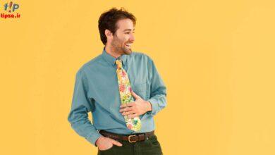 تصویر از نکات مهم برای خرید و نوع انتخاب کراوات مردانه | اکسسوری