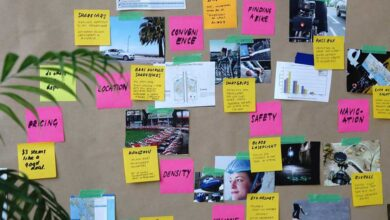 تصویر از چگونه از کاغذ یادداشت استیکی استفاده کنیم؟ 7 کاربرد کاغذهای یادداشت