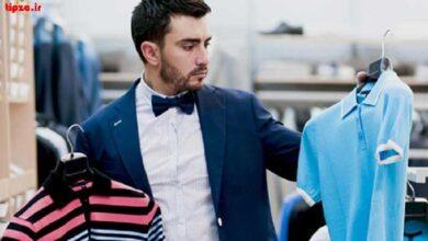 تصویر از انتخاب لباس آقایان برای انواع رنگ پوست | لباس مناسب آقایان