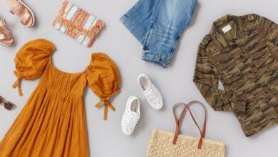 تصویر از سه لباس پرکاربرد برای فصل بهار و پاییز