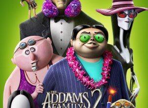 تصویر از دانلود انیمیشن The Addams Family 2 2021 خانواده آدامز 2 ❤️ با زیرنویس فارسی چسبیده