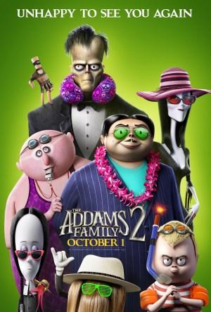 دانلود انیمیشن The Addams Family 2 2021 خانواده آدامز 2 ❤️ با زیرنویس فارسی چسبیده