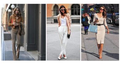 تصویر از ۳۵ نمونه از شیک ترین لباس های زنانه رسمی