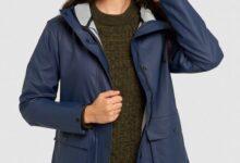 تصویر از جدیدترین مدل بارانی اسپرت و کوتاه زنانه و دخترانه | استایل زمستانه