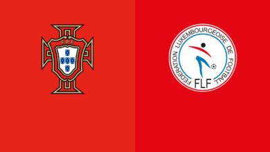 تصویر از پخش زنده بازی پرتغال لوکزامبورگ 20 مهر 1400 [مقدماتی جام جهانی]