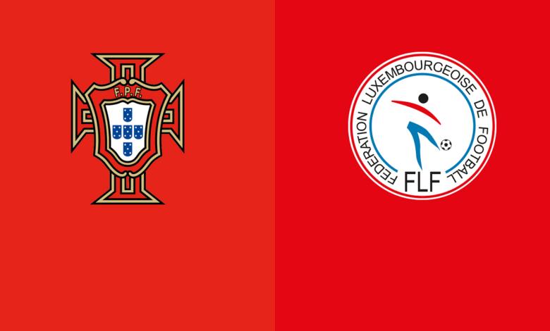 پخش زنده بازی پرتغال لوکزامبورگ 20 مهر 1400 [مقدماتی جام جهانی]